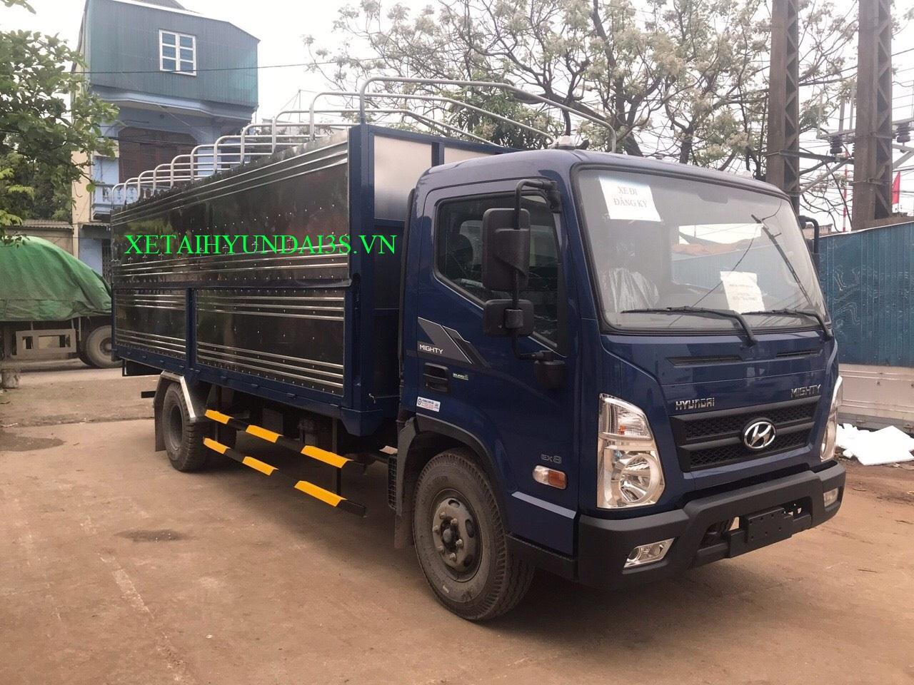 Hyundai Mighty EX8L