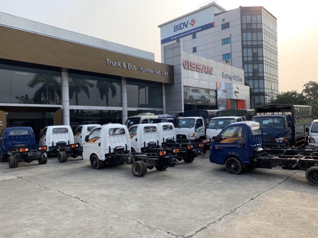 xe tải H150 hyundai Thành Công