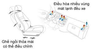 ghế xe tải hyundai H150