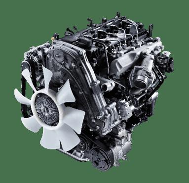 động cơ xe hyundai county