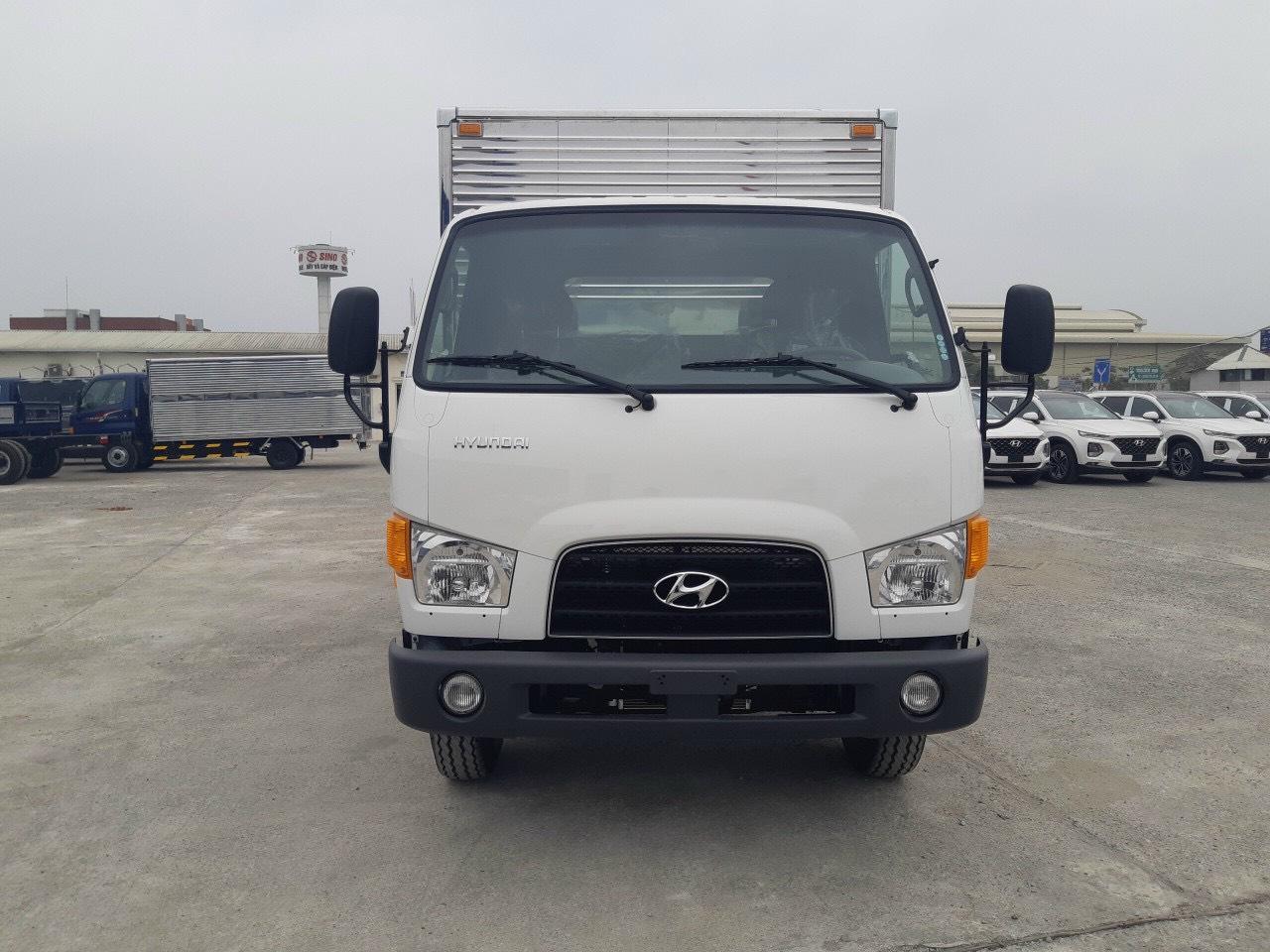 xe tải 7 tấn thùng kín 110XL