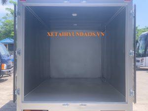 xe tải N250 Sl thùng kín